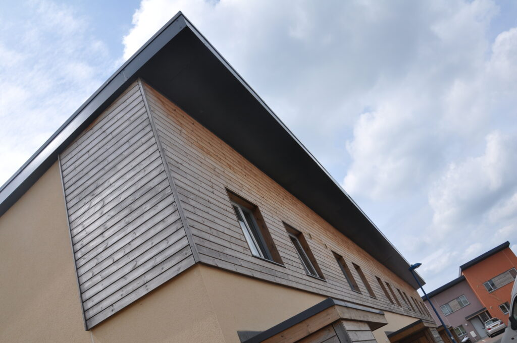 HJA Fabrications Aluminium soffits