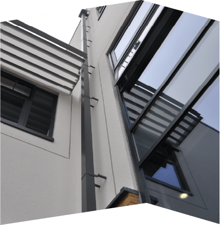 HJA Fabrications louvres and gutter products