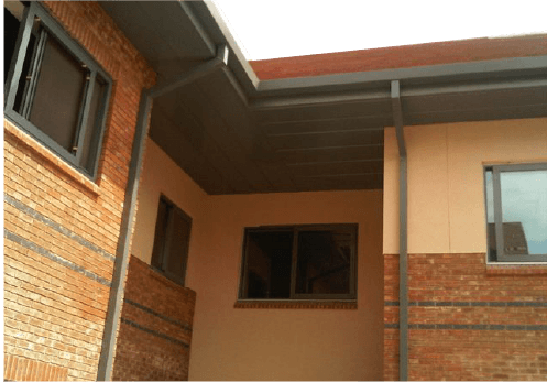 HJA Fabrications gutter and rainwater products