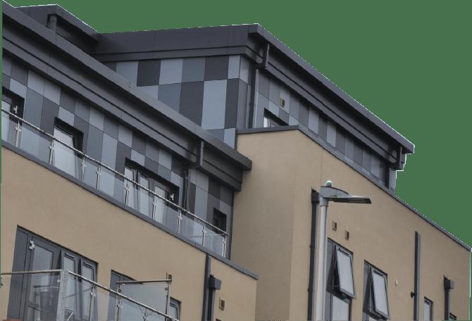 Soffits, fascias & cladding