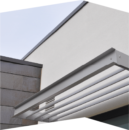 HJA Fabrications louvres and flashings