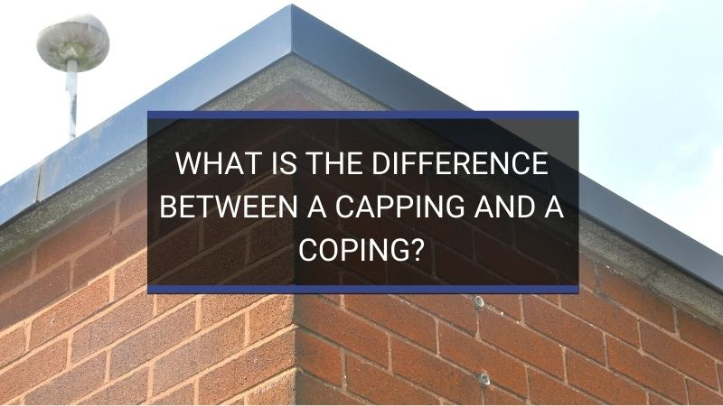 What is the Difference Between A Capping and A Coping?