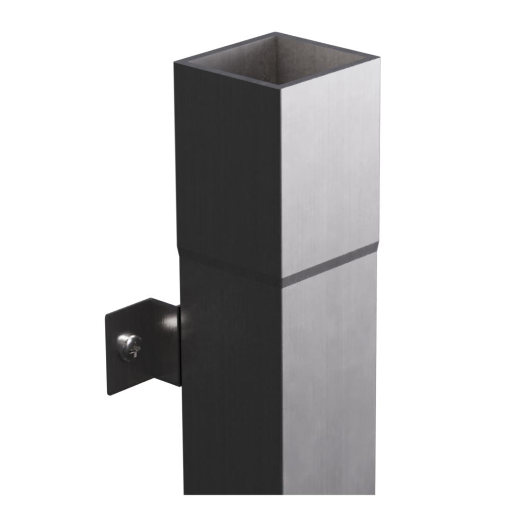 Aluminium-Square-Downpipe